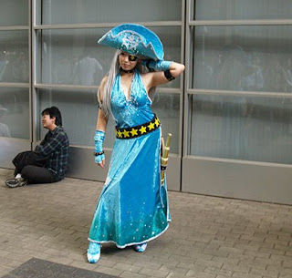 japan cosplay anime fashion