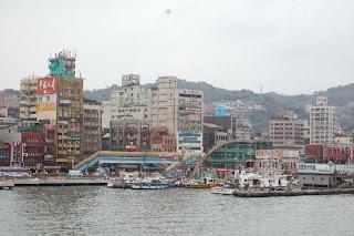 keelung taiwan port