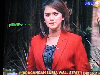eva julianti presenter metro tv