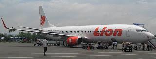 lion air boeing 737 900