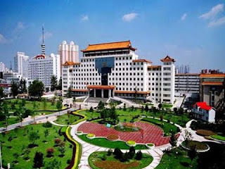 zhengzhou industrial china city