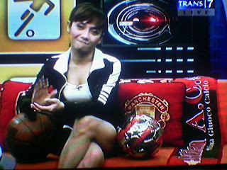 terry puteri sexy presenter