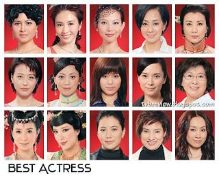 TVB Best Actress 2009