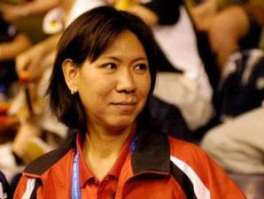 Susi Susanti badminton player indonesia