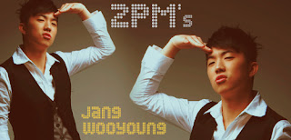 Jang Woo Young 2PM Korean Boy Band