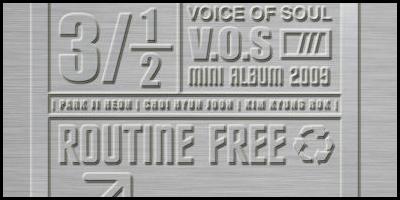2PM VOS Vol 35 Routine Free