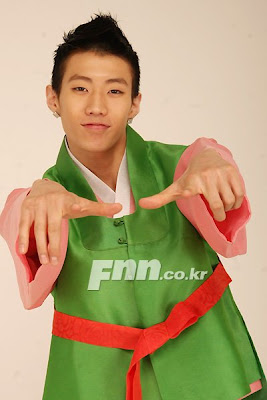 2PM Park Jae Bum