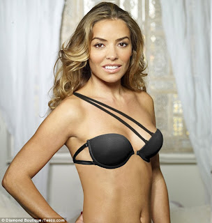 Elen Rives Diamond Boutique Bra