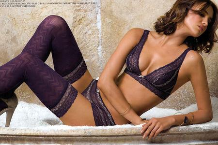 Irina Sheik Underwear