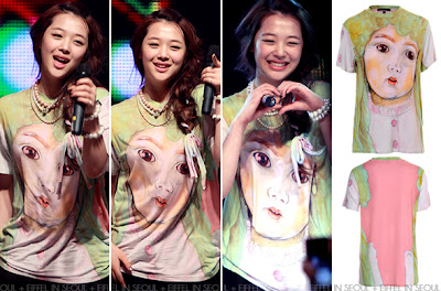 fx sulli christopher kane