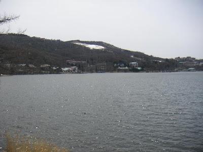 Lake Shirakaba-ko Yatsugatake