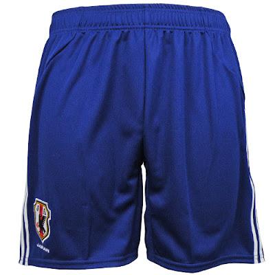 Japan World Cup Jersey Short 2010