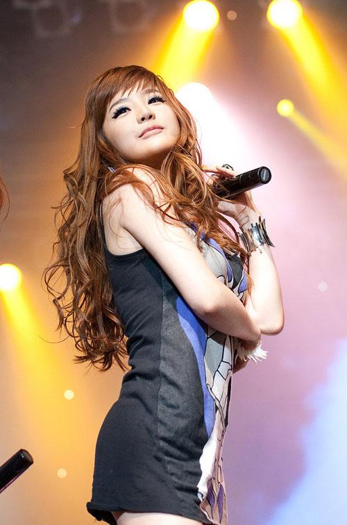 2NE1 Park Bom Eyelid Surgery