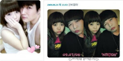 Super Junior Shindong girlfriend