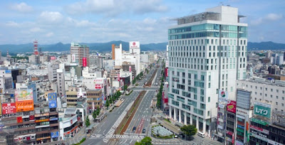 Toyohashi Downtown