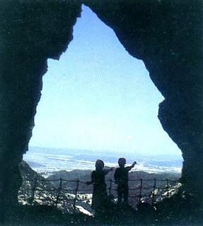 Geumosan National Park Doseon Cave