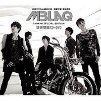 Taiwan Special Editon MBLAQ Korean