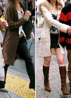Knee Length Cardigans