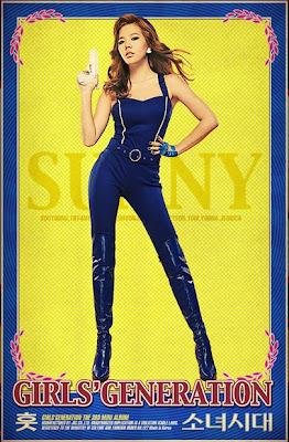 Sunny Girl's Generation Hoot Fashion