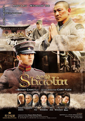 Andy Lau Shaolin 2011