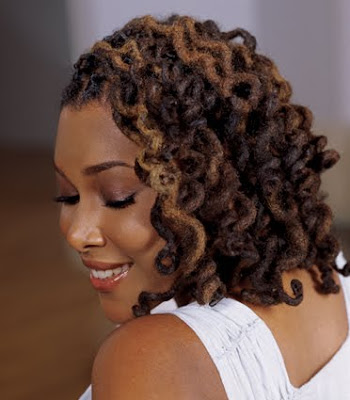 Natural Hair Constant Breaking Trim