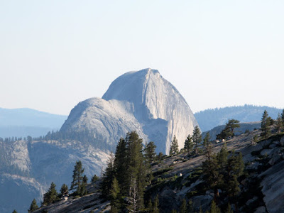 yosemite half dome olmstead point