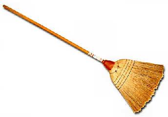 Quien invent quien invento la escoba for La scopa di saggina