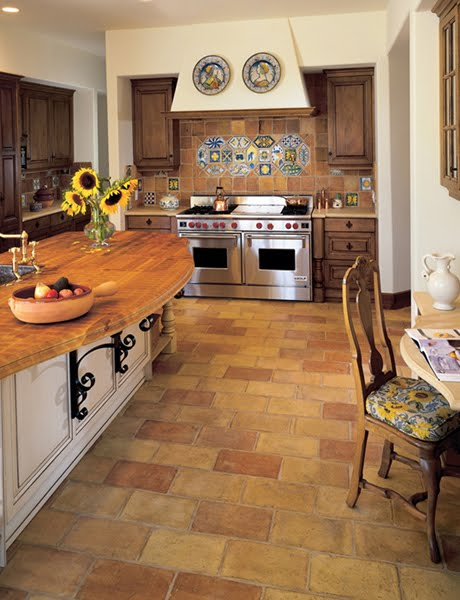 1000 images about terracotta cottage on pinterest terra for Great kitchen tile ideas