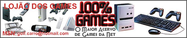 LOJÃO DOS GAMES