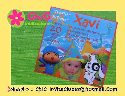 Invitaciones Chic: Bienvenido ! ! !