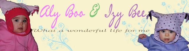 Aly Boo & Izy Bee