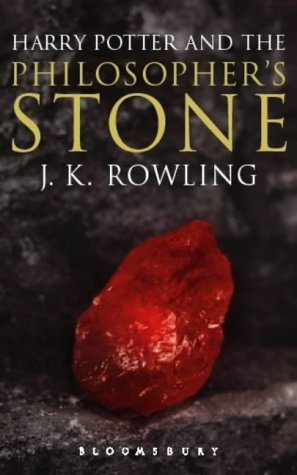 harry potter and the philosopher's stone book report