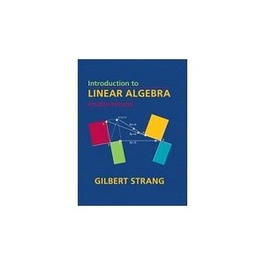 introduction to linear algebra strang 4th edition solutions pdf