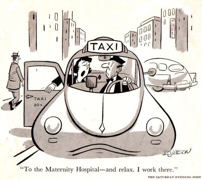 1950s Newspaper Cartoons Cartoons From 1950s Era
