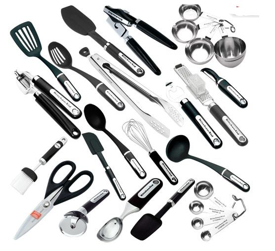 Kitchenaid 26 Piece Kitchenaid Complete Kitchen Set 49 Msrp 273