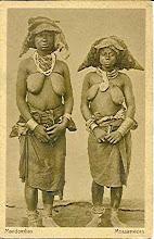 Mondombas casadas - Mossãmedes- Angola