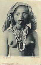Dombe- Mulher casada- Mossãmedes- Angola
