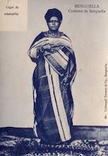 Costume de Benguela