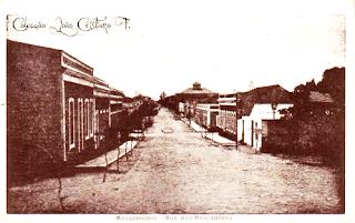 Rua dos Pescadores