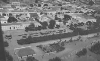 Mossãmedes: centro histórico e Avenida