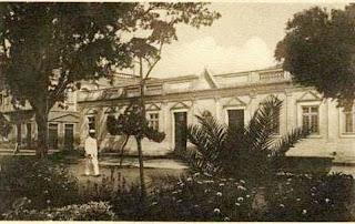 Mossãmedes: Avenida