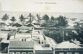 Mossãmedes, centro histórico e baía