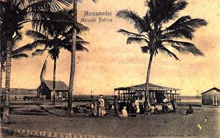 Mossâmedes: Mercado Público e Piquete