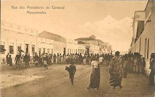 Mossâmedes: carnaval de rua