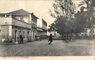 Rua da Praia do Bonfim