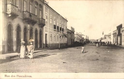 Mossamedes: Rua dos Pescadores