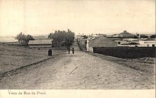 Mossamedes: Rua da Praia do Bonfim