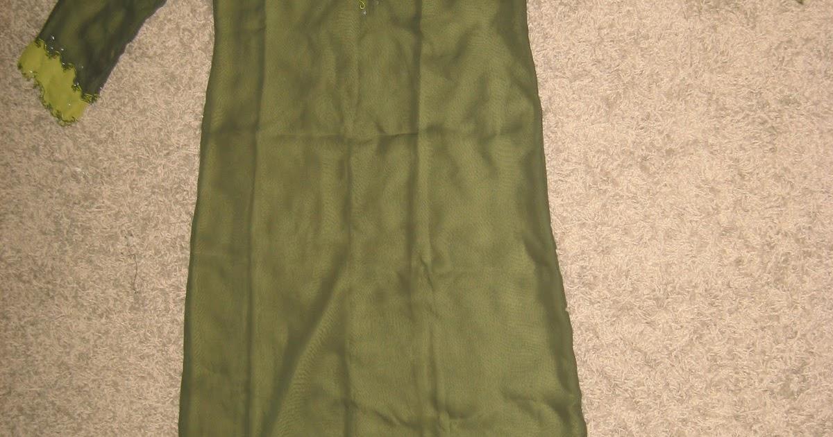 galeri jubah abaya 11685 jubah moden warna hijau