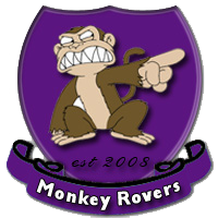 Monkeys Rovers Logo