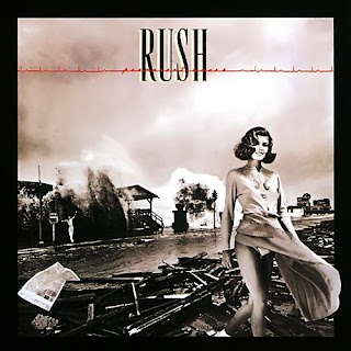 Rush Permanent Waves Natural Science